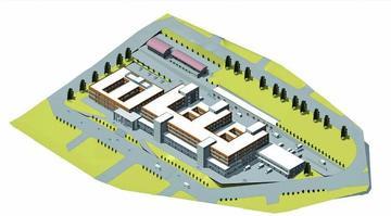 Avanzan preparativos para construcción de hospital