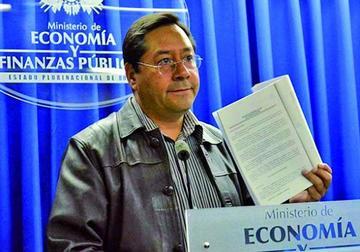Bolivia mantiene confianza de un crecimiento del 5 %