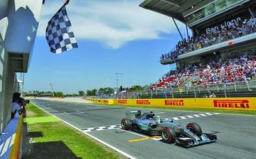 Rosberg es el más rápido en el GP de Singapur