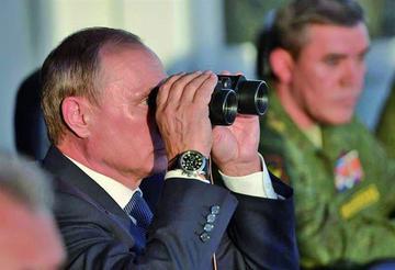 Putin ordena contener el avance de OTAN con una base en Bielorrusia