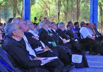 Termina el Congreso Eucarístico de Tarija