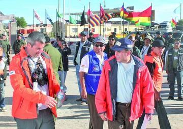 Gobierno y ASO ven logística para el Dakar