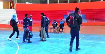 El quinteto calereño centra su atención en el partido en Cochabamba