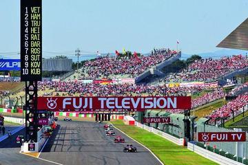 La F1 regresa a Japón un año después