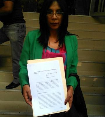 Oposición presenta recurso de nulidad al proyecto de reforma constitucional