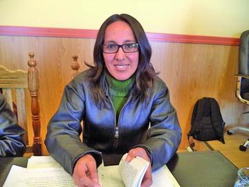 Concejala reitera pedido de informe  al alcalde