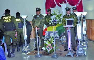 El teniente que murió en el curso policial de garras del valor era potosino