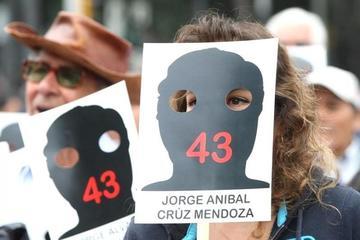 Los gritos de Ayotzinapa que quedarán por siempre en memoria de los mexicanos