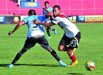 Nacional logra un valioso empate ante Ciclón