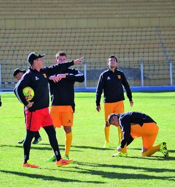 El Tigre expone la punta del torneo