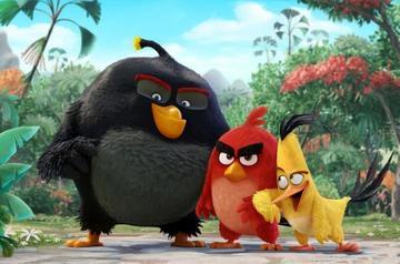 """El enojo de los """"Angry Birds"""" toma forma en una película"""