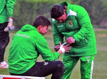 Quiñónez deja la Verde por lesión