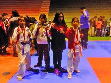 Potosí conforma la selección de karate para la Copa Bolivia