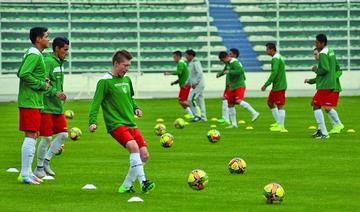 La selección nacional ingresa a la etapa decisiva