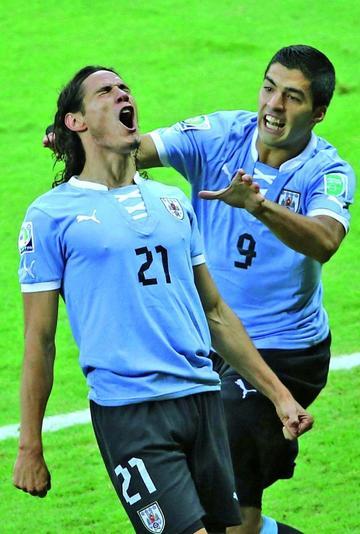 Uruguay percibe sufrir al comienzo