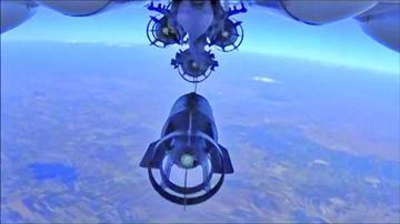 Surge la tensión entre aviones turcos y rusos en frontera siria