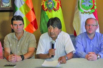 Unos 400 camiones de apoyo a los pilotos pasarán por Tarija el siguiente año