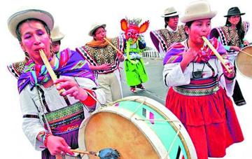 Anuncian primer festival cultural en Pelechuco