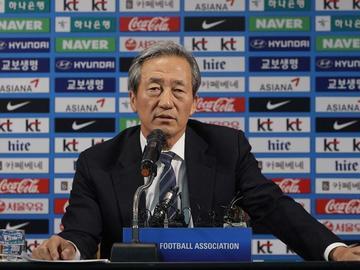 Chung Mong-joon denuncia sabotaje a su candidatura