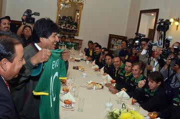 Gobierno aprueba horario continuo para este jueves en La Paz para ver a la Selección