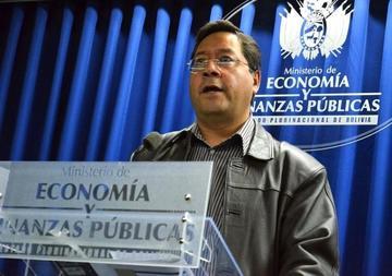 Ministro prevé crecimiento de Bolivia hasta en 5% y rechaza proyecciones de CEPAL, BM y FMI