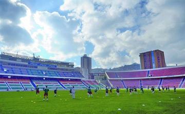 """El estadio """"Hernando Siles"""" podría llenarse esta tarde"""