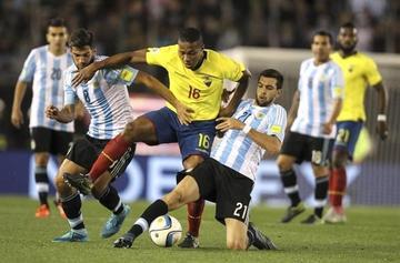 Argentina cae en su casa y Brasil no puede de visitante