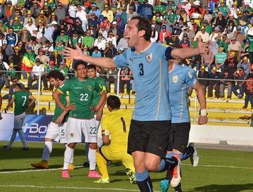 Bolivia sufre primer traspié en eliminatorias