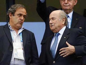 La FIFA suspende a Michel Platini