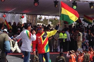 """Libro de ruta"" del Dakar en Bolivia será presentado en noviembre"