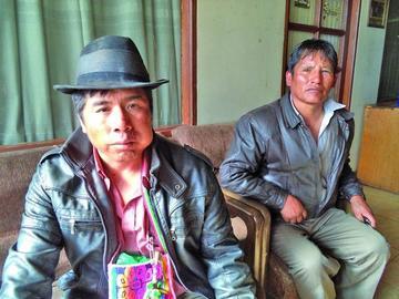 Denuncian una agresión a las autoridades de Samasa Baja