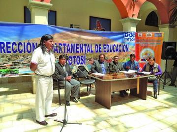 Betanzos e Instituto quechua firman pacto