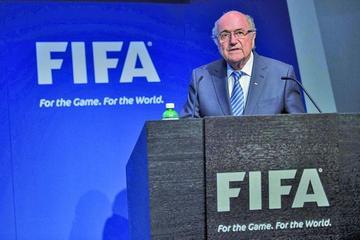 Blatter rechaza sanción de la FIFA