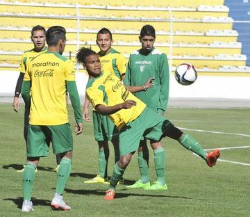 Morales partirá de titular en la Verde