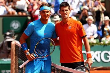 Djokovic y Nadal jugarán la final de China