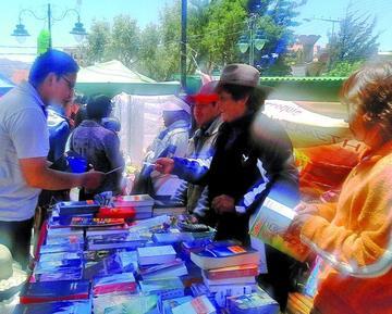 La Feria de la Biblia convoca a que se defienda la justicia