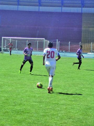 Se posterga el campeonato nacional de fútbol para el 7 de noviembre