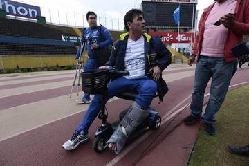 Ecuatorianos tratarán de hundir a la Verde