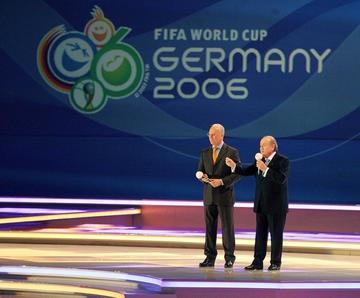 Corrupción salpica al Mundial de 2006