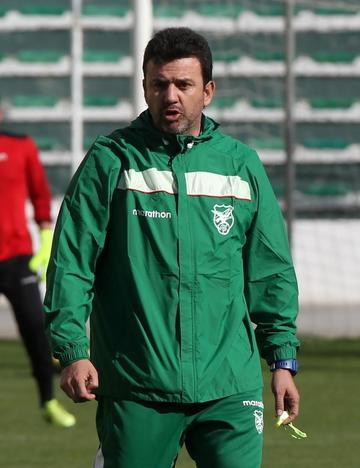 Soria arremete contra Baldivieso