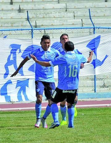 Bolívar se lleva tres puntos de Oruro