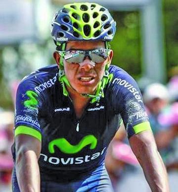 Ciclista potosino quiere ganar la Vuelta a Colombia