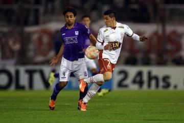 Huracán vence Defensor Sporting