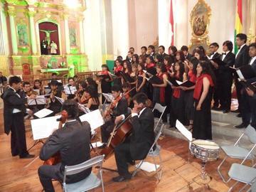 Orquesta actúa  hoy en Betanzos