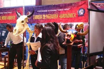 La Universidad Tomás Frías realiza oferta académica de más de 30 carreras