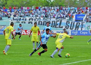 """Ciclón pierde ante Sport Boys en el """"IV Centenario"""""""