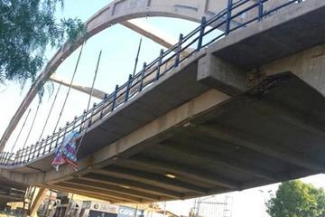 Alcalde de Cochabamba anuncia demolición del paso a desnivel que colapsó