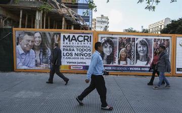 Comicios argentinos llegan con  más roces entre los candidatos