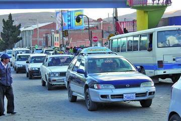 Exdirigente cívico advierte que crece el caos vehicular en Potosí