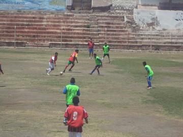 """La selección potosina Sub -18 trabajará a doble turno en el estadio """"Potosí"""""""